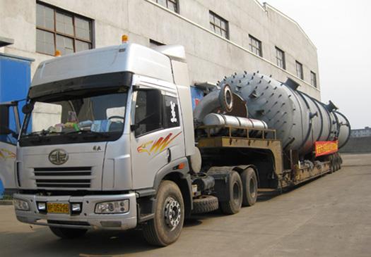 超重化工设备大件运输