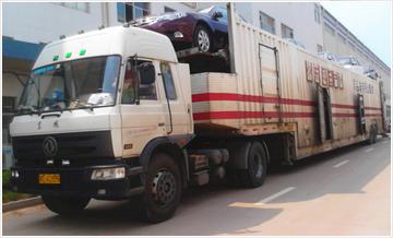 长沙商品车运输
