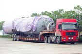 长沙物流公司:大型机械设备运输