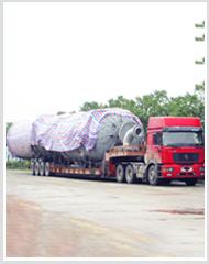 化工罐体运输