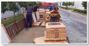 湖南第三方物流地板砖运输