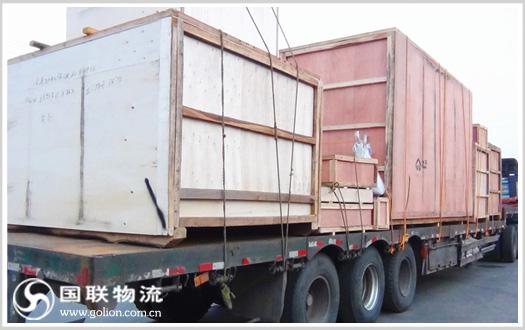 长沙整车货运公司 医疗设备运输场景1