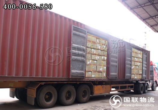 长沙物流公司 国联物流 九芝堂药品运输服务
