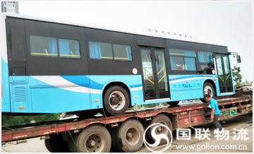 长沙比亚迪公司-电动客车运输