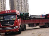 长沙设备运输公司 国联物流 设备搬迁