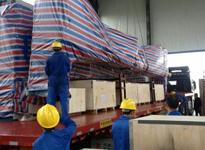 国联物流――长沙至邵阳新宁水电设备运输