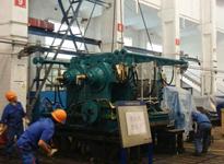 长沙整车运输公司国联物流――密炼机运输