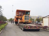 国联物流――宁乡至上海机械设备运输
