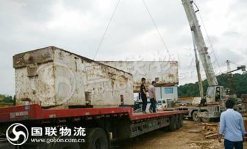 大件设备运输 国联物流