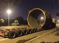大件运输公司――国联炉筒运输