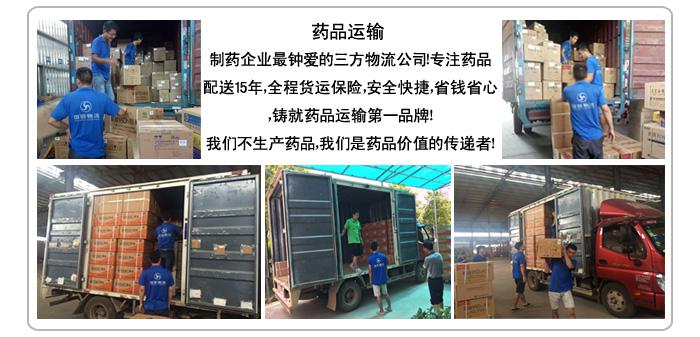 金狮贵宾会 第三方物流 药品运输