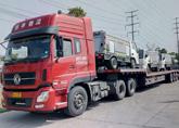 长沙环卫车运输 国联物流 不断努力