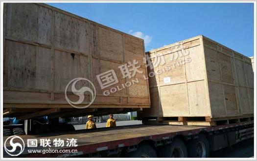 长沙设备运输  国联物流