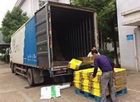 湖南第三方物流公司国联物流―某包装厂整车运输