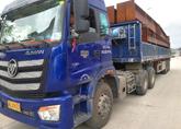 长沙大件运输 选国联物流 一路护送安全到达