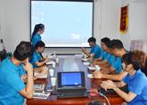 国联物流8月新员工入职培训会议