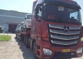长沙环卫车运输 国联物流 运输方案精心制定