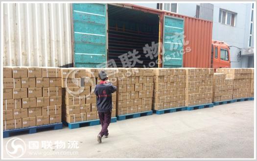 药品运输  国联物流