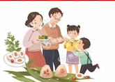 """端午节丨国联物流赠您一颗""""五味香粽""""!"""