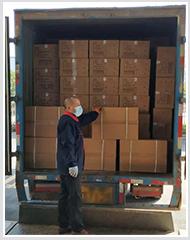 使命必达丨国联物流积极投身疫情防控物资运输