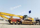 湖南工程机械运输 国联物流 上门接货