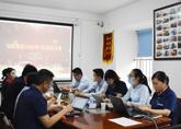 国联物流2020年4月工作复盘暨5月工作计划会议