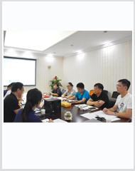 省、市税务局领导考察货友汇网络货运平台发展现状