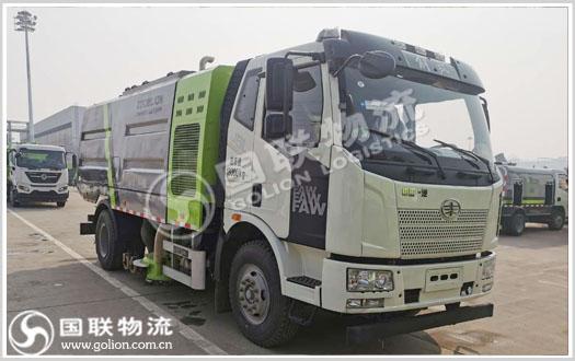 湖南环卫车运输公司 国联物流