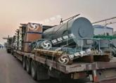 湖南工程机械运输公司 国联物流 我们一直奋战在路上