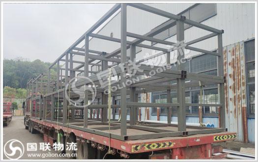 钢材运输 国联物流