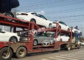 轿车托运 国联物流  实施运输